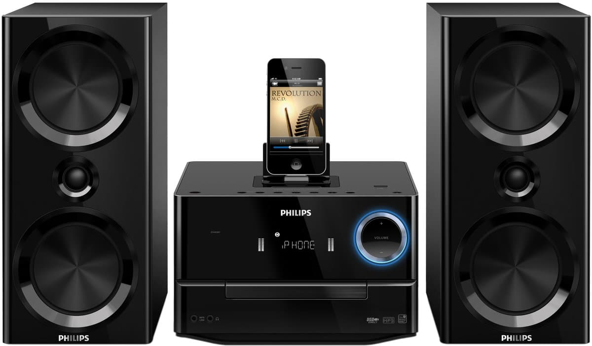 chaine hifi philips test et comparatif des chaines philips. Black Bedroom Furniture Sets. Home Design Ideas