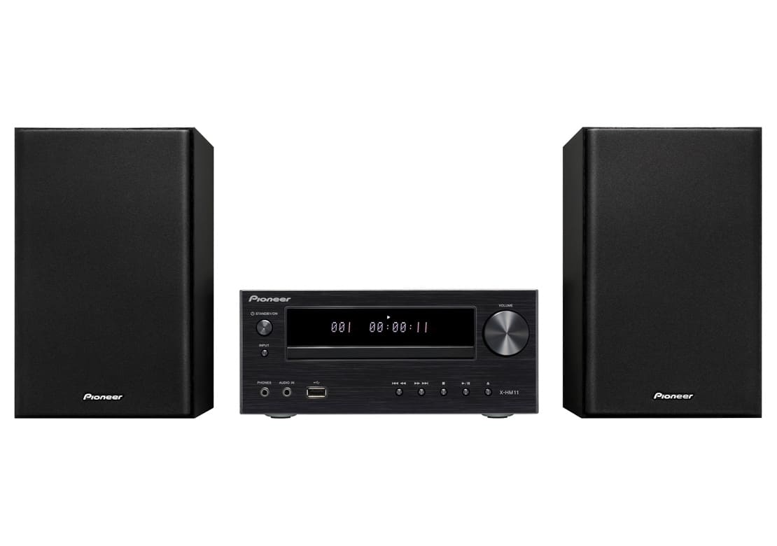 pioneer x hm11 test avis chaine hifi. Black Bedroom Furniture Sets. Home Design Ideas