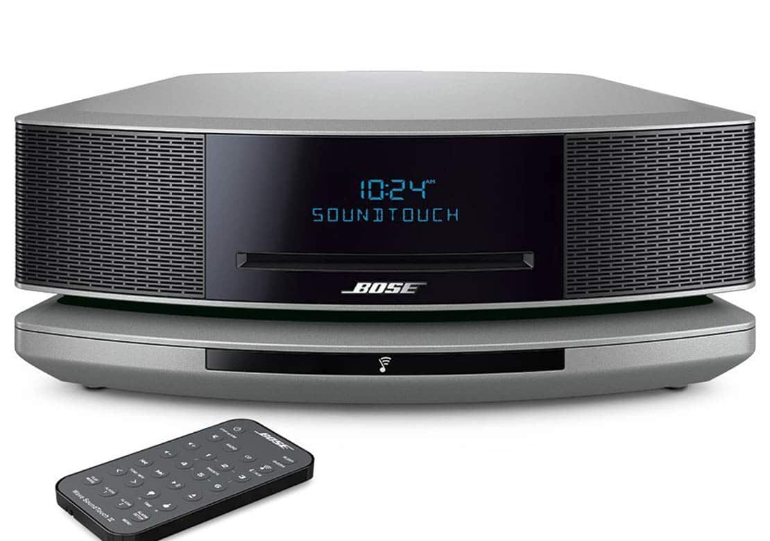 bose wave soundtouch iv test avis chaine hifi. Black Bedroom Furniture Sets. Home Design Ideas