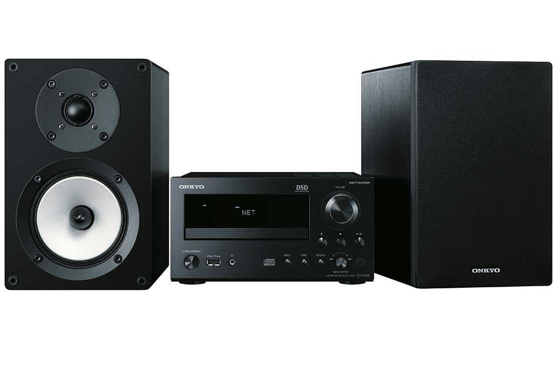 onkyo cs n765 test avis chaine hifi. Black Bedroom Furniture Sets. Home Design Ideas
