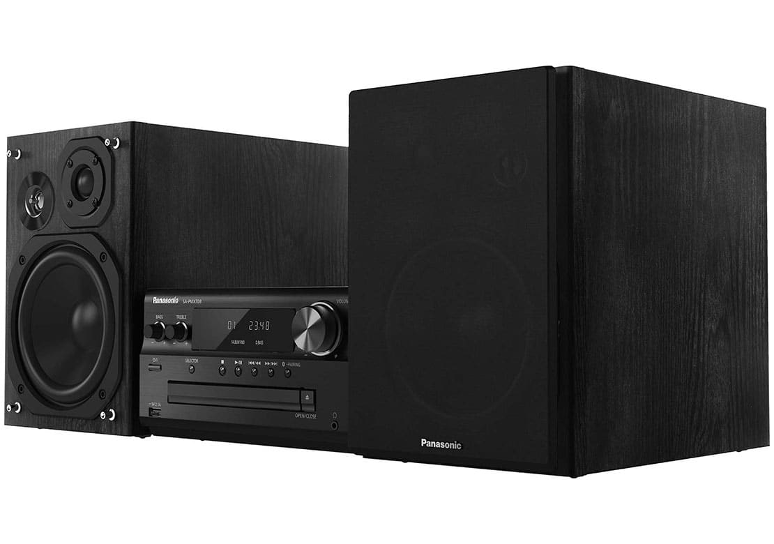 panasonic sc pmx70 test avis chaine hifi. Black Bedroom Furniture Sets. Home Design Ideas